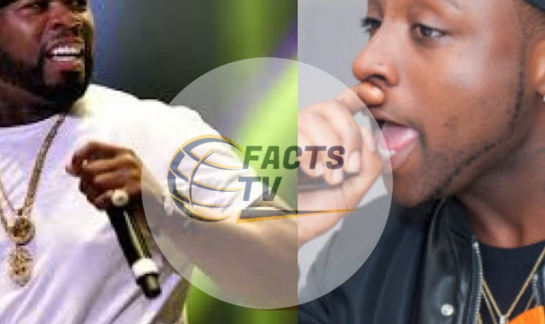 """50 Cent Invites Nigerian Davido On Stage In MSG Arena For """"Power"""" Premiere"""