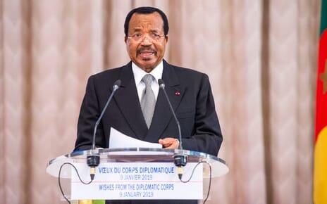 President Biya's Speach 10th September 2019