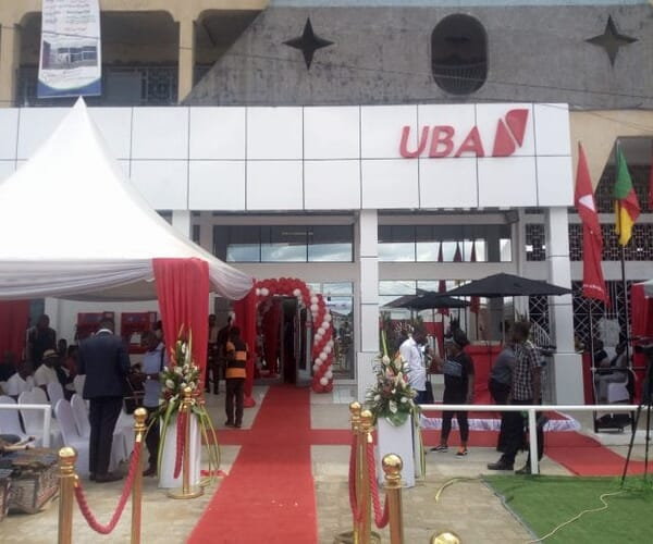 UBA Cameroon opens New Branch in Douala
